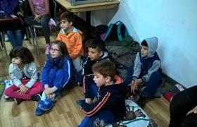 Exámenes niños 1er. bimestre